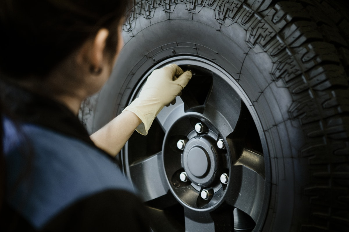 Usure des pneus
