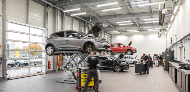Révision Renault