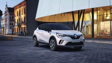 Renault hybride CAPTUR E-TECH