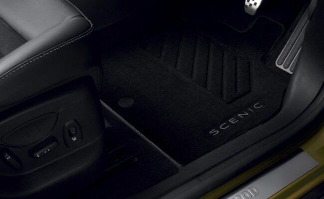 Tapis de voiture Renault
