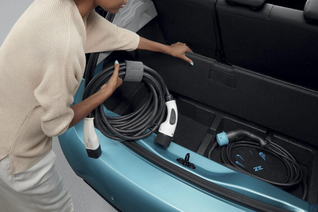 câble recharge voiture électrique