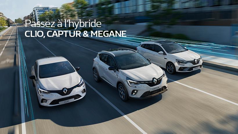 E Tech Hybride Renault