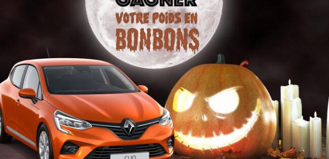 Renault Lyon Halloween