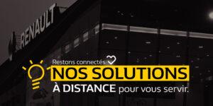 Renault confinement