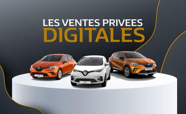 Ventes Privées Renault Normandie