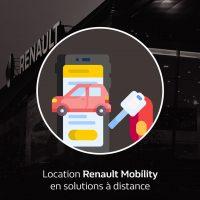location voiture libre service Renault MOBILITY