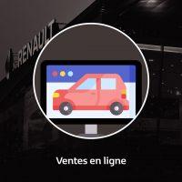 Renault achat en ligne